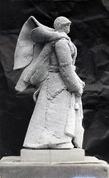 1974. Солдат. Шамот / Kareivis. Šamots