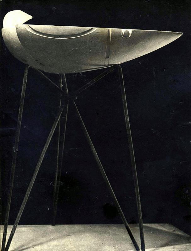 Цветочница Птица высокая / Puķupods. Putns