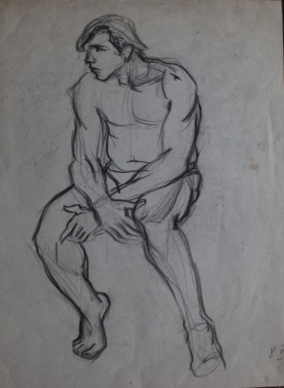 Мужская модель / Vīriešu modelis