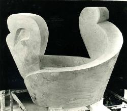 1982. Цветочница со срезами / Puķupods ar izgriezumiem