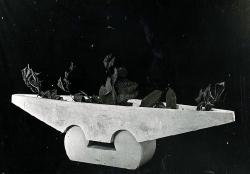 1977. Цветочница составная / Saliekams puķupods