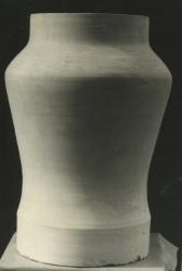 1974. Урна без орнамента / Atkritumu tvertne bez ornamenta
